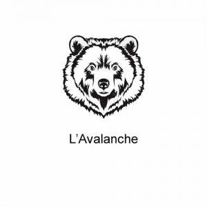 L'AVALANCHE – 3éme ETAGE 2 à 4 personnes